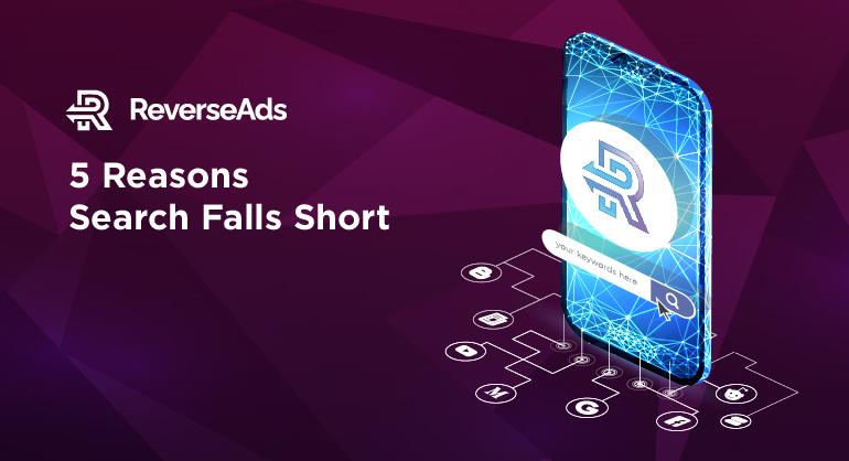 5 reasons search fall short