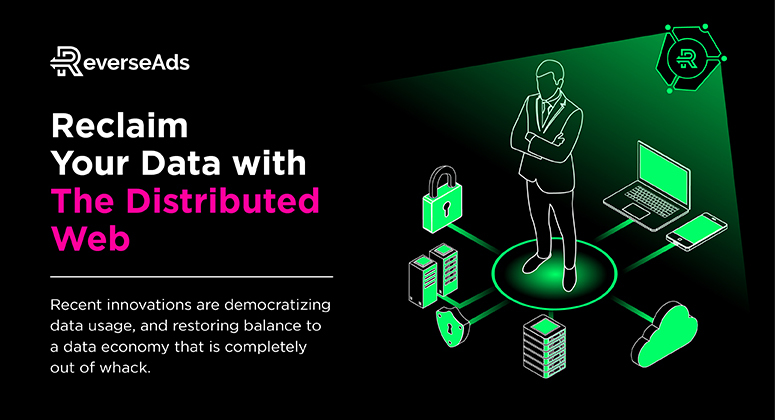 Reclaim Your Data with Distributed Web