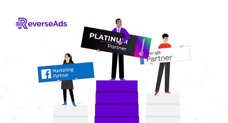 Facebook vs Google vs ReverseAds Partner Program